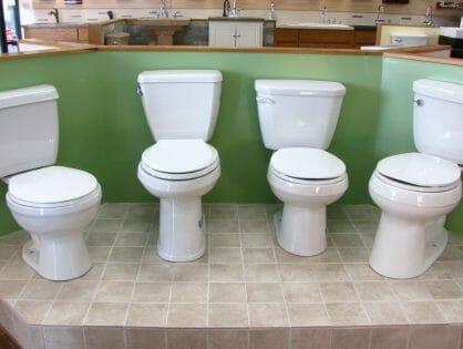 Plumbers Picks Toilets Part 2: One-Piece Toilet or Two-Piece Toilet